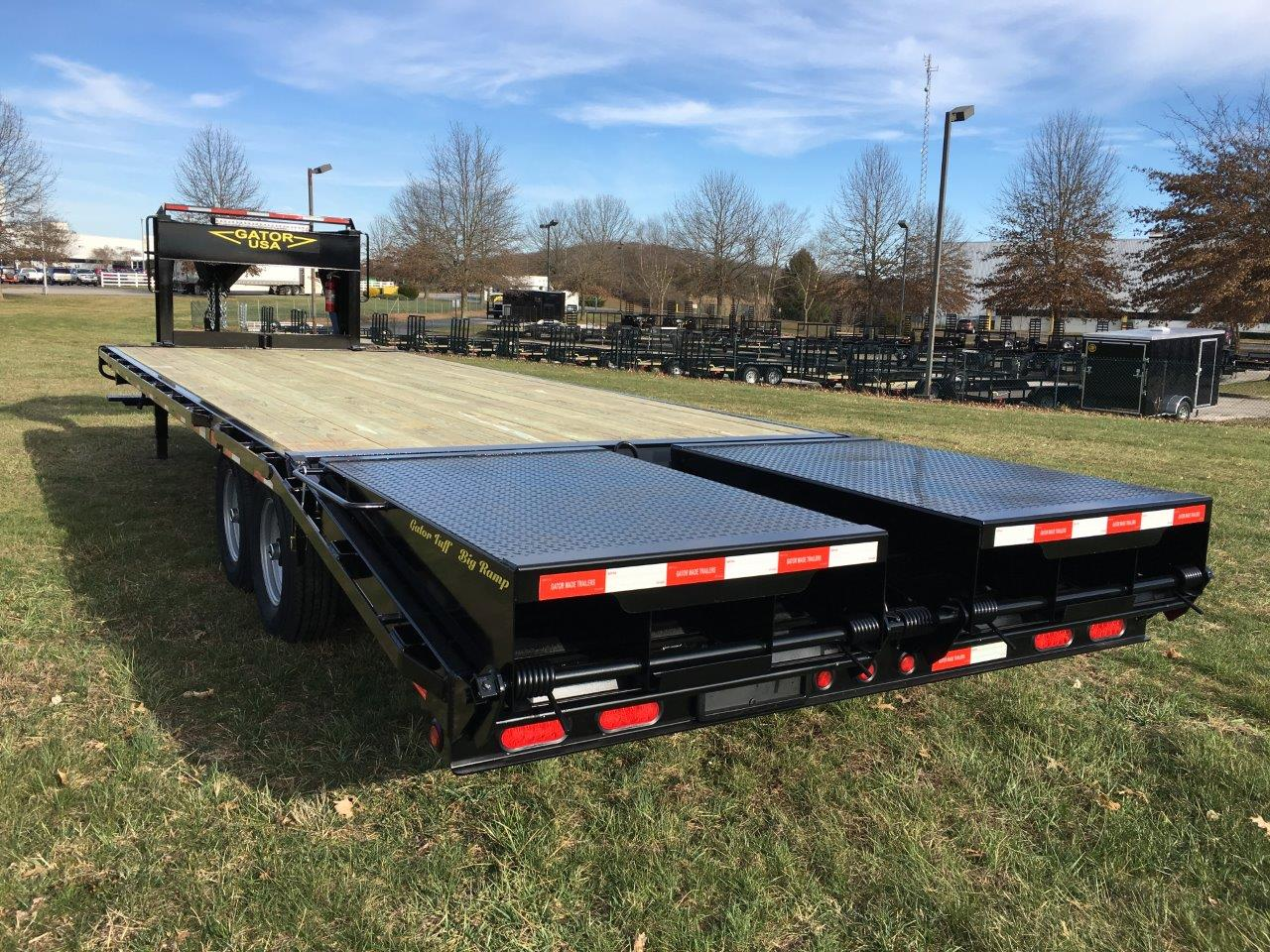 The 16k tandem gooseneck trailer gatormade trailers 6 swarovskicordoba Image collections