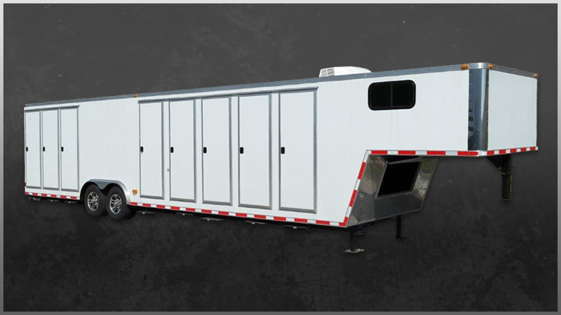 Professional-Grade Cargo and Enclosed Trailers - Gatormade Trailers