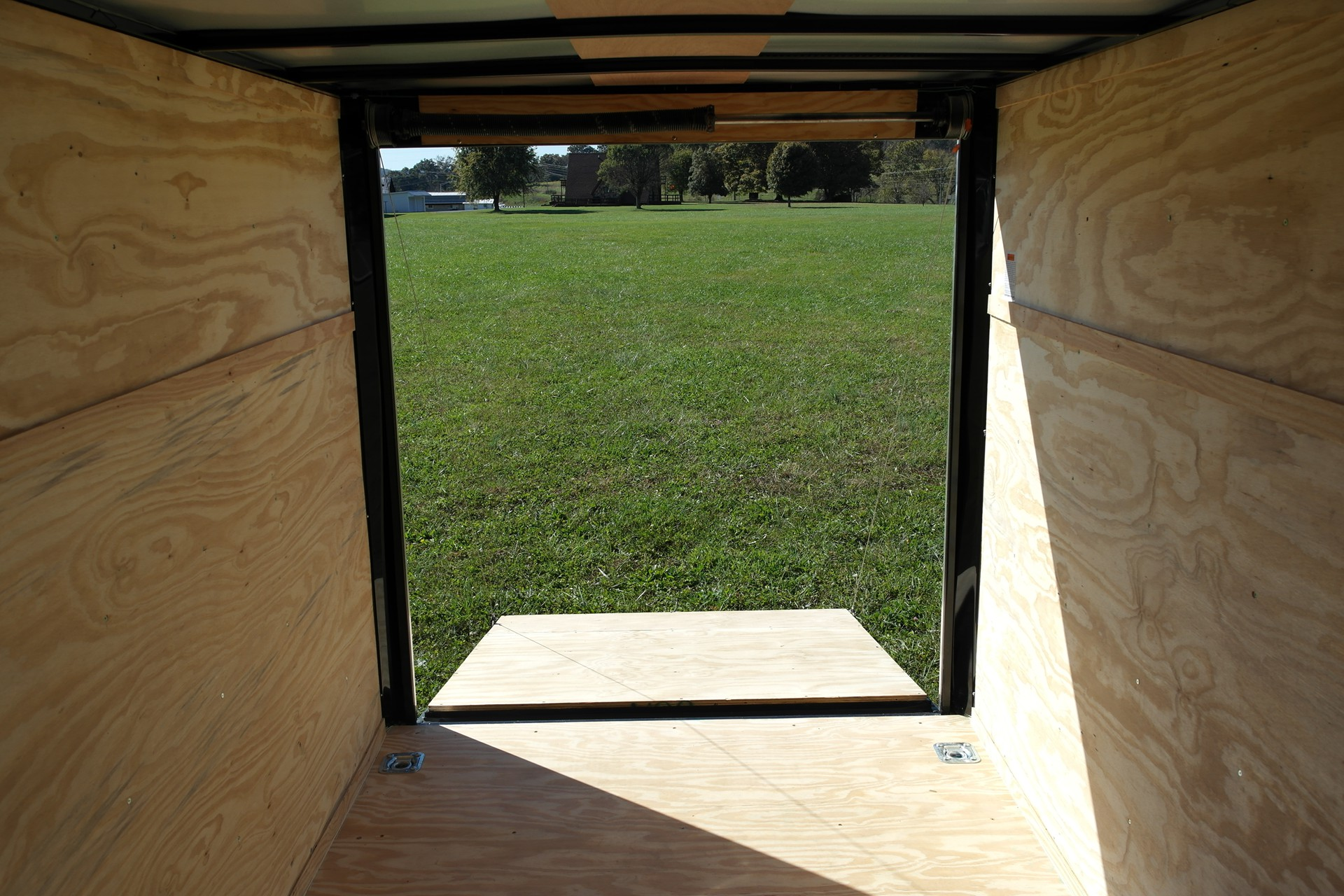 The gatormade 6x12 v nose enclosed trailer for 6x12 wood floor trailer
