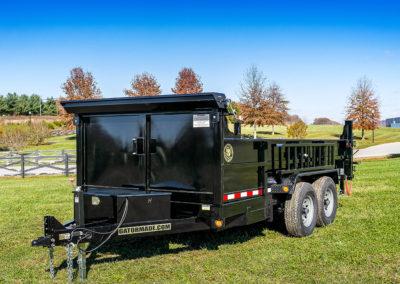 Dump Trailer 7×14 ft 14k GVWR