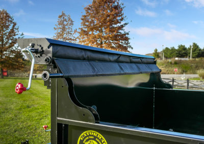 Dump Trailer 7x12ft 12k GVWR