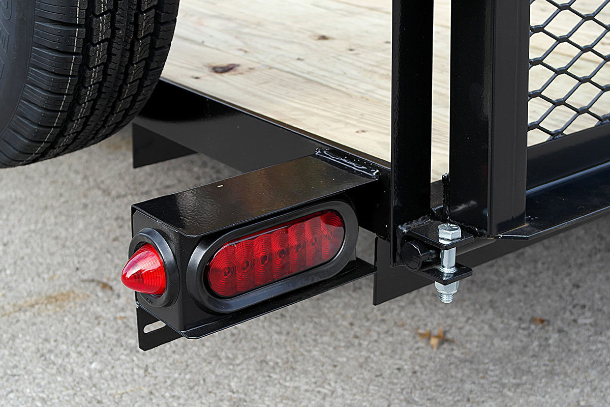 Heavy Duty Professional Grade 6x20 Utility Trailers Gatormade Trailer Light Wiring On Lights Uses Landscaping Car What Are The Common For 20ft Gator