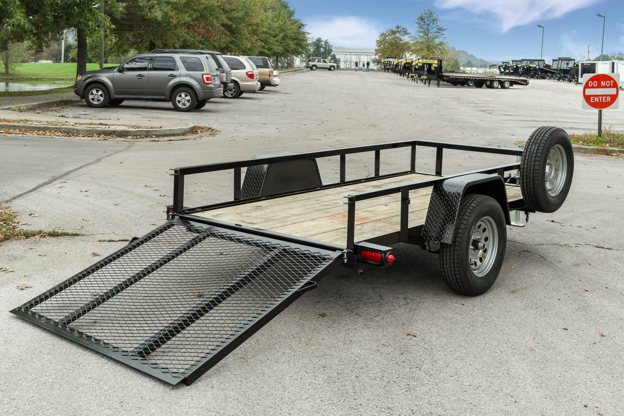 Lovely Utility Trailer Lights Not Working Images - Everything You ...