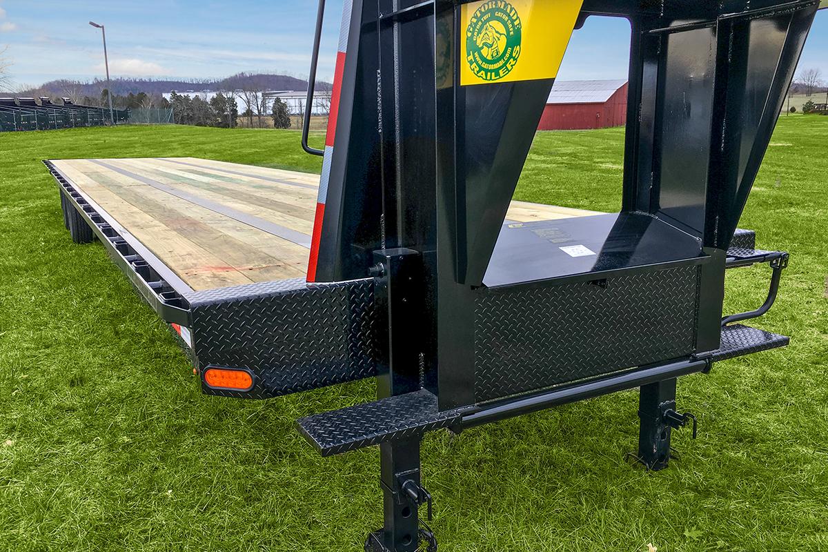 Gatormade Trailer Wiring Diagram Gator 7 Pin Gooseneck 24 9k 40ft Freight Hotshot Trailers Parts Sales