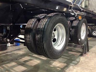 14-Ply Tire & Wheel