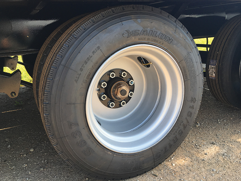 17.5 16-Ply Upgrade Tires