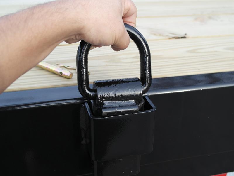 Stake Pocket D-Ring Set