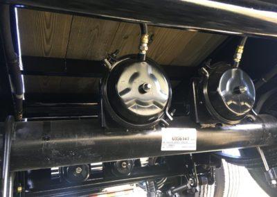 Pintle Trailer 40k Dual Tandem