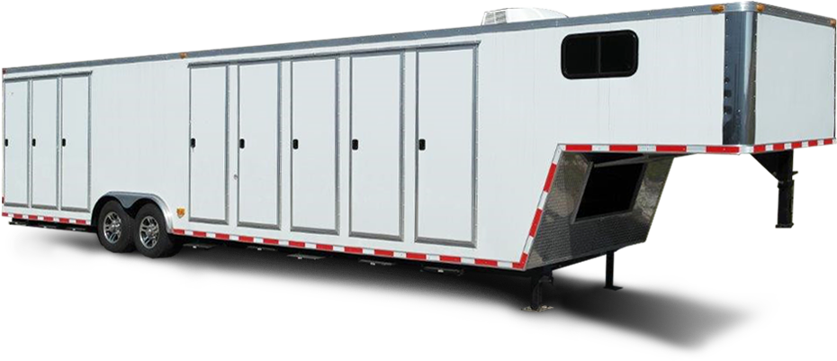 drench trailer trailers outside eye safety wash shower