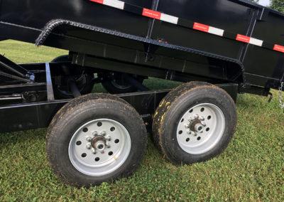 aardvark dump trailer